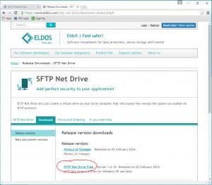 Mengenai Software SFTP Drive Eldos Corporation yang Harus Diketahui